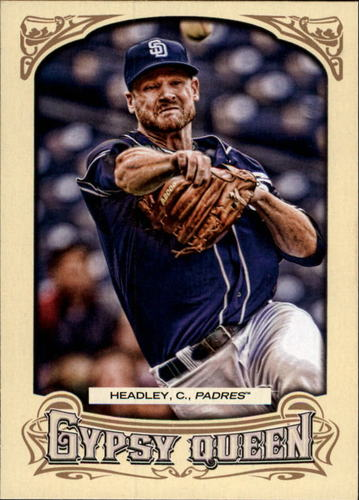 Photo of 2014 Topps Gypsy Queen #169 Chase Headley