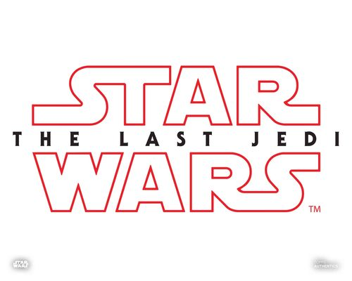 Star Wars: The Last Jedi Logo