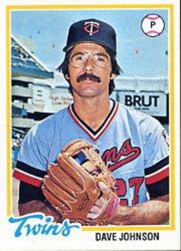 Photo of 1978 Topps #627 David Johnson