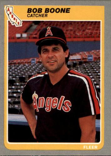 Photo of 1985 Fleer #295 Bob Boone