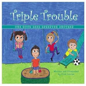 Toronto Blue Jays Triple Trouble by Fred Levine