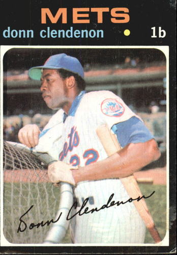 Photo of 1971 Topps #115 Donn Clendenon