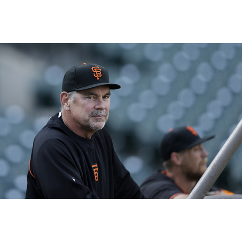 Photo of Giants Wives Auction: Pre-Game Field Visit and Bruce Bochy Meet & Greet