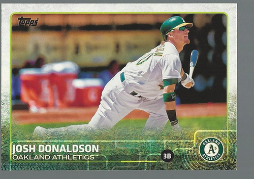 Photo of 2015 Topps #5A Josh Donaldson