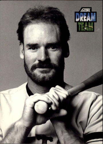 Photo of 1992 Score #885 Wade Boggs DT
