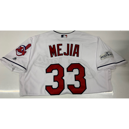 Photo of Francisco Mejia Team-Issued Home Jersey