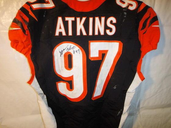 geno atkins jersey