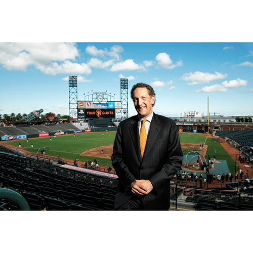 Photo of Giants Wives Auction: Pre-Game Field Visit and Larry Baer Meet & Greet