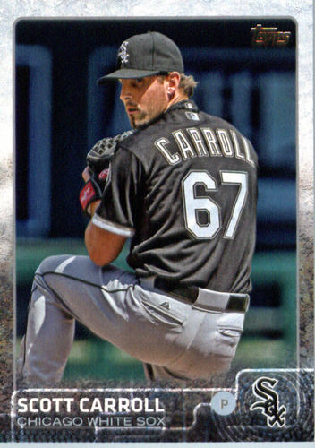 Photo of 2015 Topps Update #US212 Scott Carroll