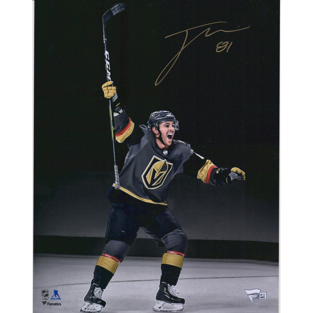 Jonathan Marchessault Vegas Golden Knights Autographed 11