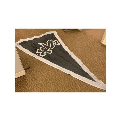 Photo of Minnesota Twins Stadium Flag - White Sox Pennant