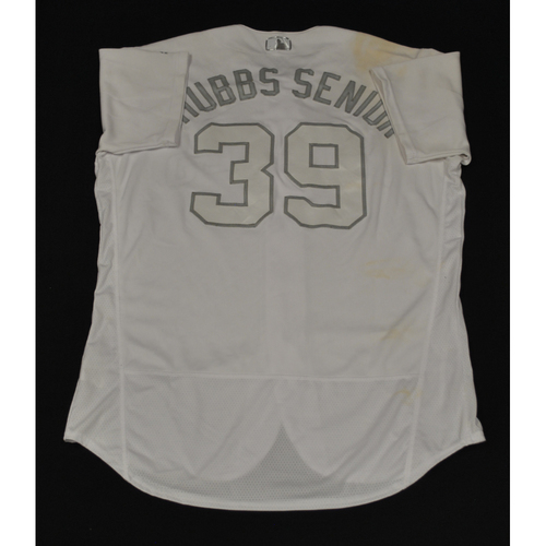 "Photo of Kirby`""Chubbs Senior"" Yates San Diego Padres Game-Used 2019 Players' Weekend Jersey"