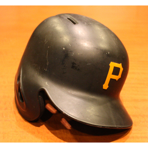 Photo of 2019 Team Issued Helmet - Steven Brault - Size 7 1/4