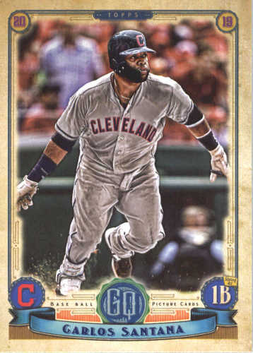 Photo of 2019 Topps Gypsy Queen #73 Carlos Santana
