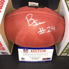 NFL - Steelers Benny Snell Jr. Signed Authentic Football