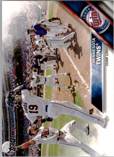Photo of 2016 Topps #181 Minnesota Twins