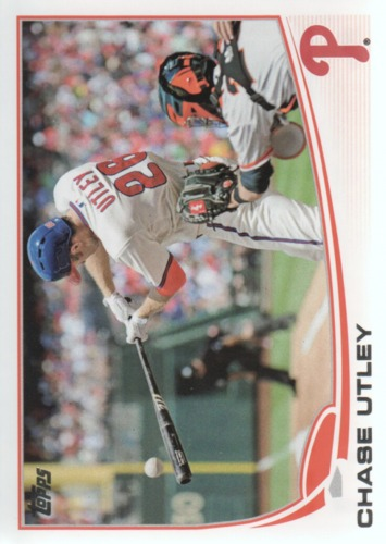 Photo of 2013 Topps #26A Chase Utley