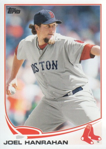Photo of 2013 Topps #555 Joel Hanrahan
