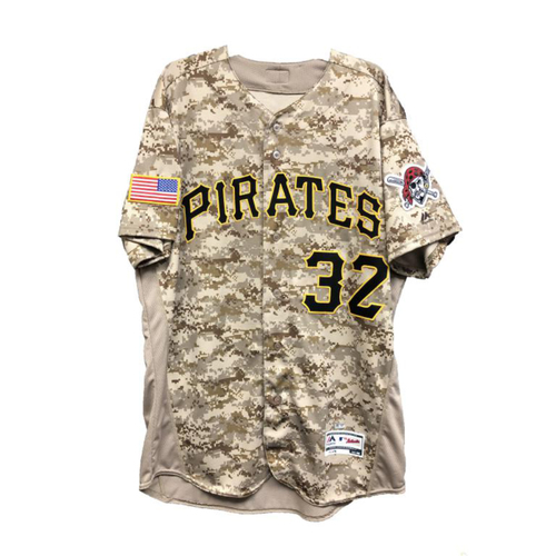 Photo of 2016 Elias Diaz Team-Issued Digital Camo Jersey