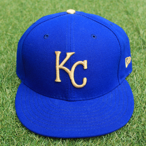 Photo of Game-Used Cap: Peter Moylan (Size 7 1/2 - 9/29/17 - ARI @ KC)