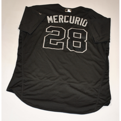 "Photo of Pedro ""MERCURIO"" Severino Baltimore Orioles Game-Used 2019 Players' Weekend Jersey"