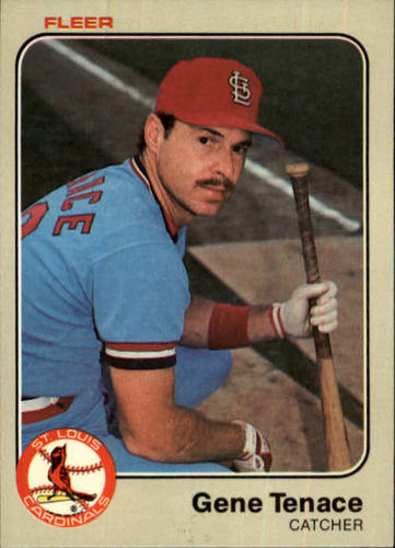 Photo of 1983 Fleer #25 Gene Tenace