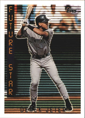 Photo of 2010 Topps Cards Your Mom Threw Out #CMT160 Derek Jeter