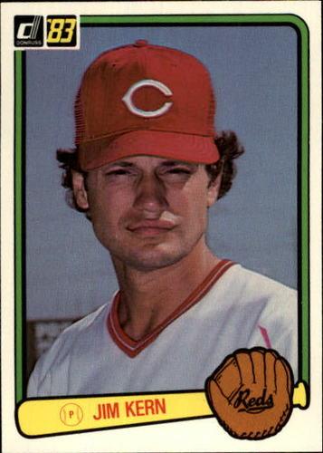 Photo of 1983 Donruss #355 Jim Kern