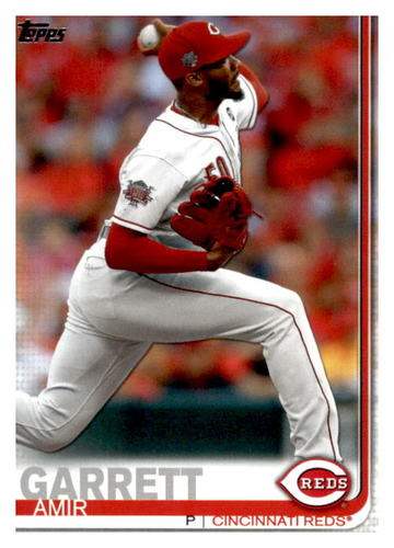 Photo of 2019 Topps Update #US288 Amir Garrett