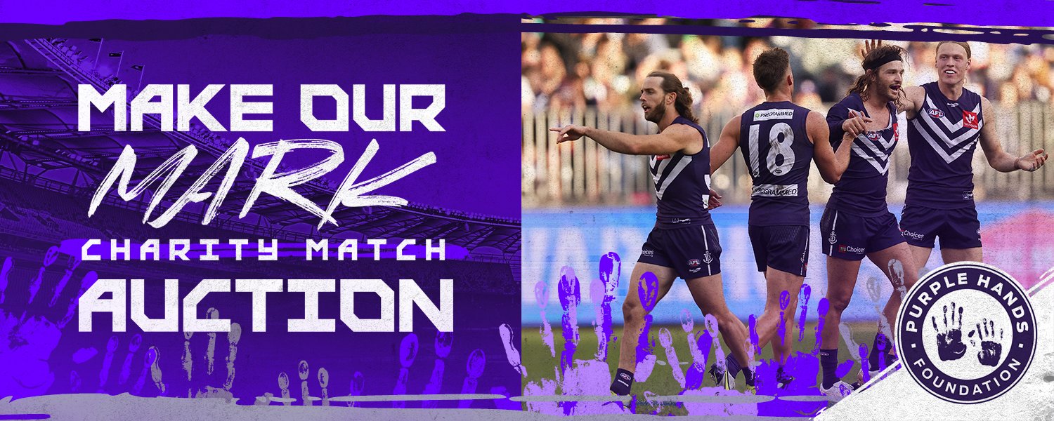 Fremantle Football Club Auctions