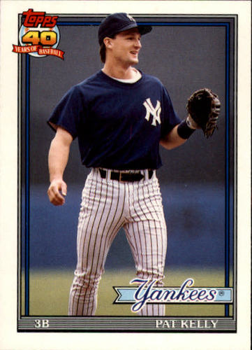 Photo of 1991 Topps Traded #67T Pat Kelly RC