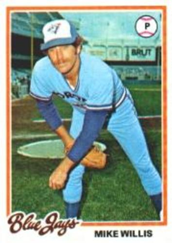 Photo of 1978 Topps #293 Mike Willis