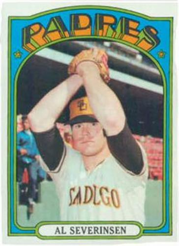 Photo of 1972 Topps #274 Al Severinsen