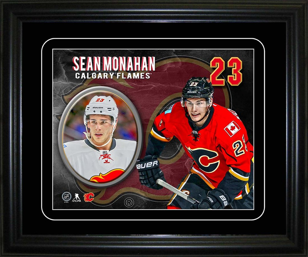 Sean Monahan - Calgary Flames 10x13 Player Portrait