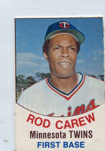 Photo of 1977 Hostess #9 Rod Carew