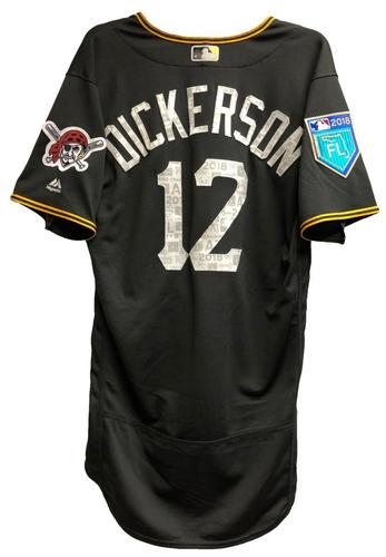 Photo of Corey Dickerson Team-Issued 2018 Spring Training Jersey