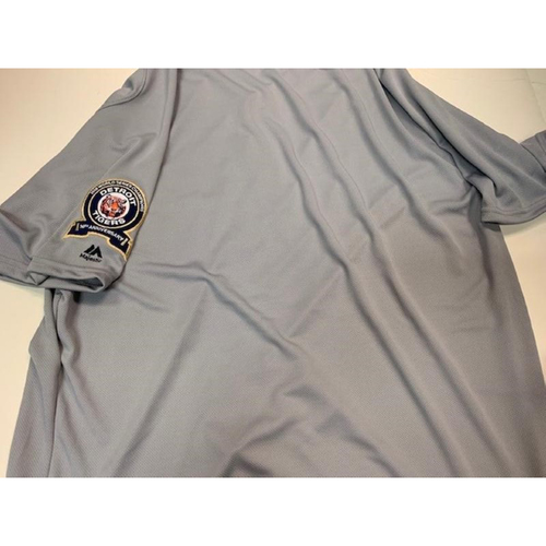 Photo of Team-Issued 1968 50th Anniversary Jersey: Blank
