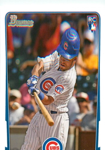 Photo of 2012 Bowman Draft #53 Brett Jackson RC