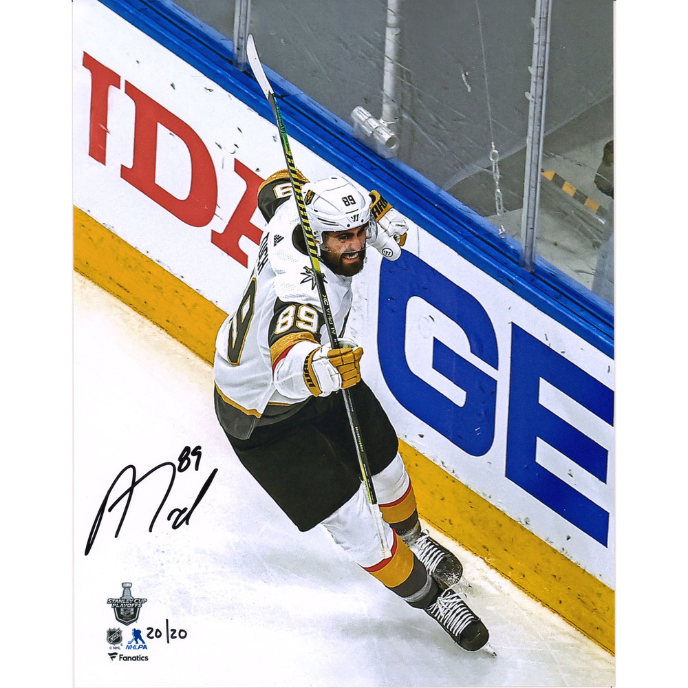 quality design 82fff c30a8 Alex Tuch Vegas Golden Knights Autographed 11