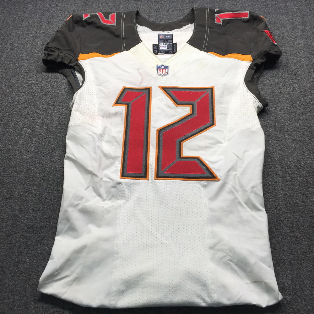 NFL Auction | Crucial Catch - Buccaneers Chris Godwin Game Used ...