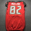 London Games - Buccaneers Antony Auclair Game used Jersey (10/13/19) Size 44