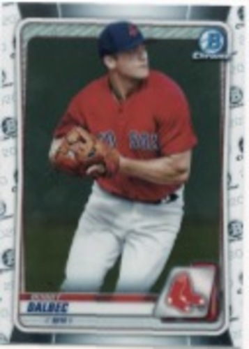 Photo of 2020 Bowman Chrome Prospects #BCP86 Bobby Dalbec