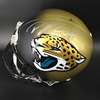 NFL - Jaguars D. J. Chark Signed Proline Helmet
