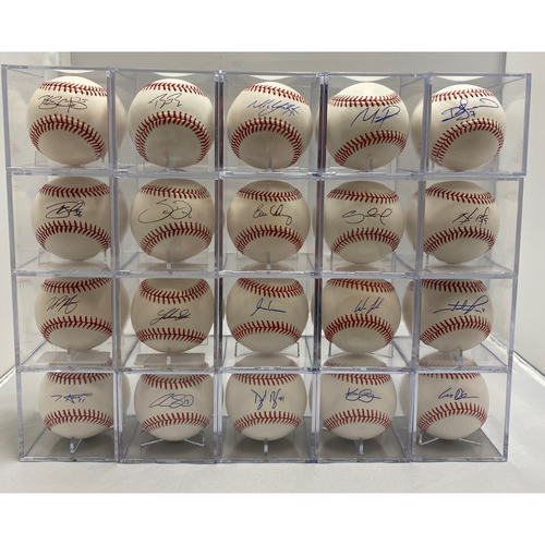 Photo of 2020 Black Friday Sale - Autograph Baseball Lot - Includes: Buster Posey, Brandon Crawford, Mauricio Dubon, Mike Yastrzemski & More!