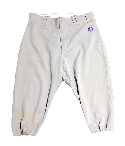 Photo of 12 Days of Auctions: Day 10 -- Kyle Schwarber Team-Issued Pants -- Size 36-40-17