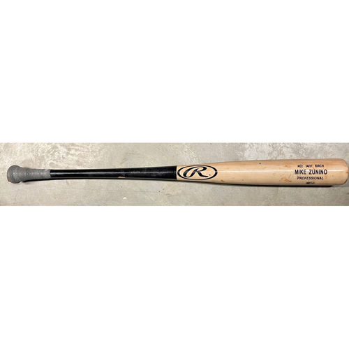 Photo of Game Used Broken Bat: Mike Zunino - April 11, 2021 v NYY