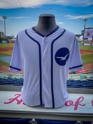 Photo of Lorenzo Hampton Seagulls Jersey #31 Size 48