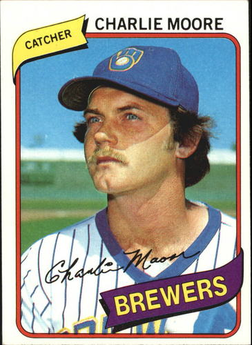 Photo of 1980 Topps #579 Charlie Moore