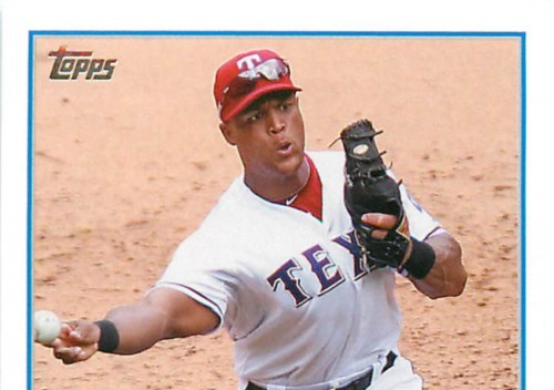 Photo of 2013 Topps #29 Adrian Beltre