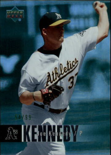 Photo of 2006 Upper Deck Special F/X Green #332 Joe Kennedy /99